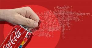 Cocoa Cola QR code