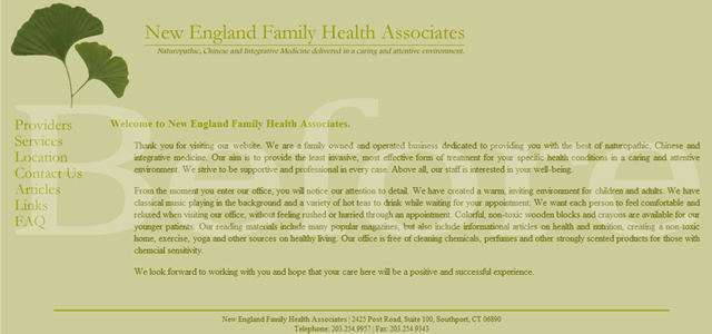 New England Family Health Associates