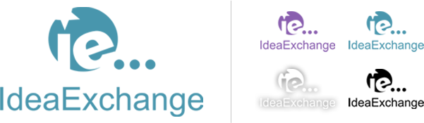Idea Exchange Logo Design