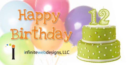 12 years of providing branding, web design and marketing in Fairfield CT
