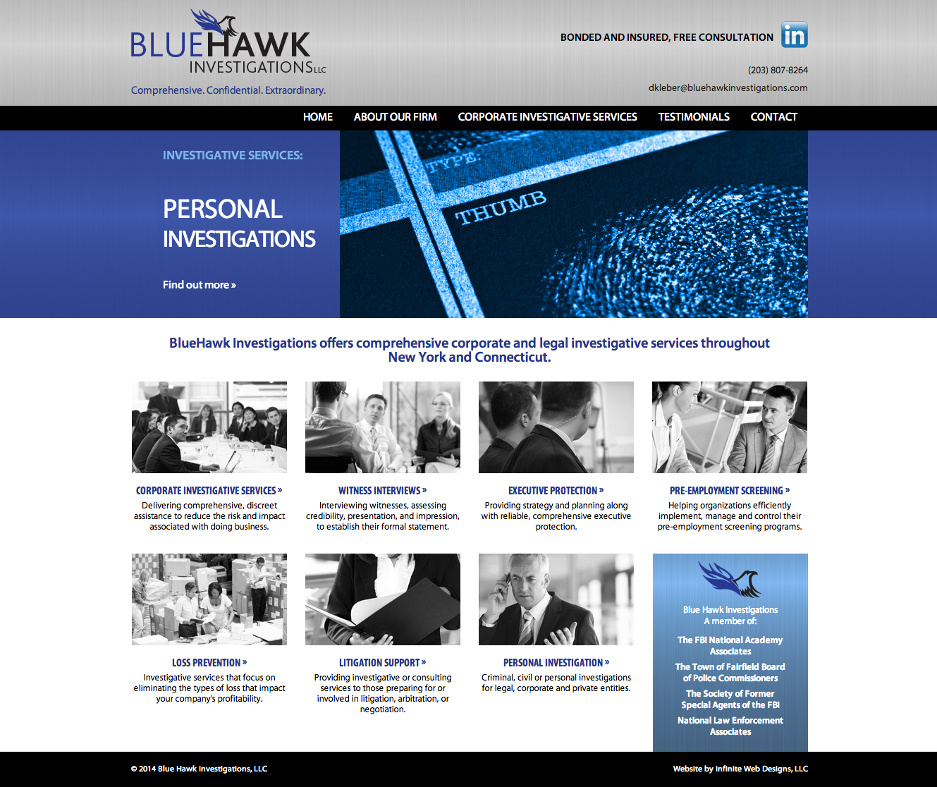 Bluehawk Investigations