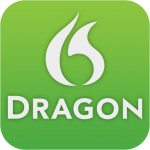 dragon dictation app blog post
